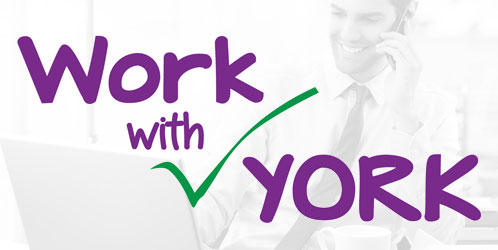 Work with York