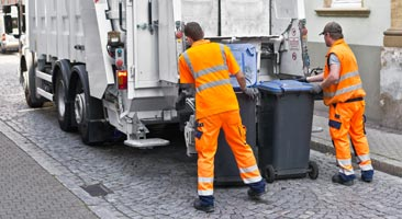 Refuse collection, driving and cleaning jobs