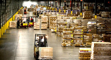 Warehouse and industrial jobs in York
