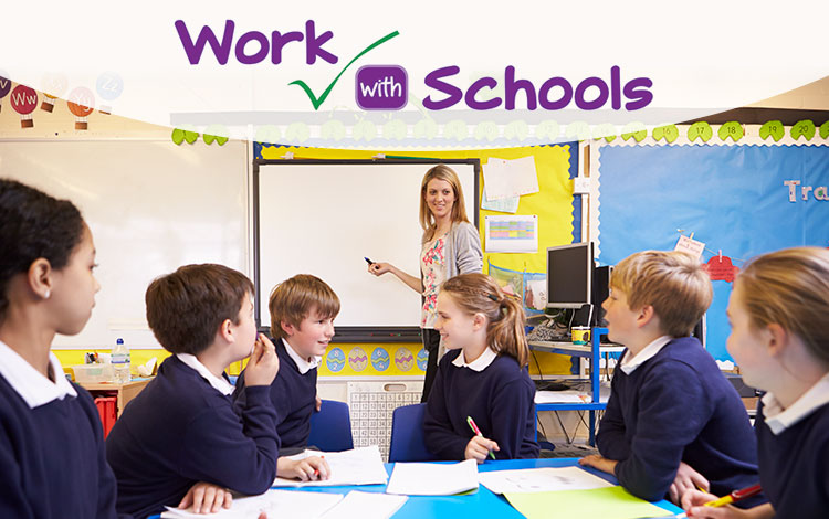 WorkwithSchools for education jobs
