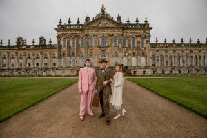 WorkwithYork staff provide seasonal staff for the Great Gatsby event at Castle Howard